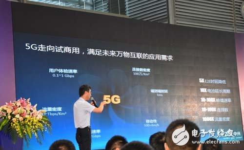 中兴物联副总孙公航:5G、LPWA技术是未来物联网主流技术