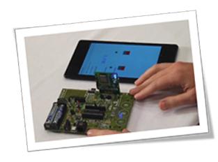 Microchip PIC24F XLP 蓝牙 LE IoT 演示